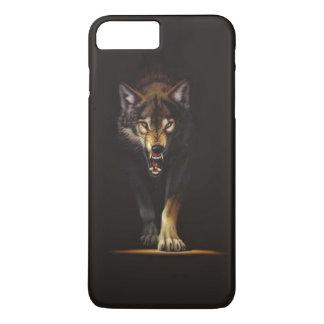 Funda Para iPhone 8 Plus/7 Plus lobo