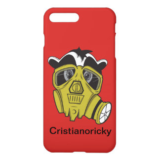 Funda Para iPhone 8 Plus/7 Plus Logotipo Iphone 7 de Cristianoricky+ Caso