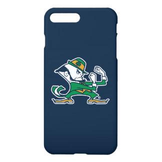 Funda Para iPhone 8 Plus/7 Plus Logotipo irlandés del Leprechaun de Notre Dame que