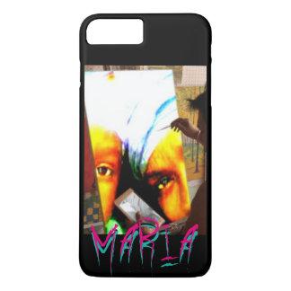 Funda Para iPhone 8 Plus/7 Plus MARIA por SINCERAMENTE SUYO, (CAPITAL W)
