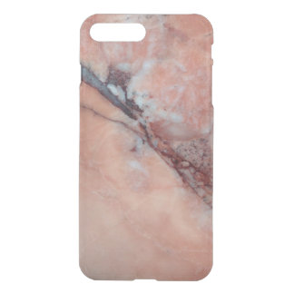 Funda Para iPhone 8 Plus/7 Plus Mármol italiano rosado con el defecto