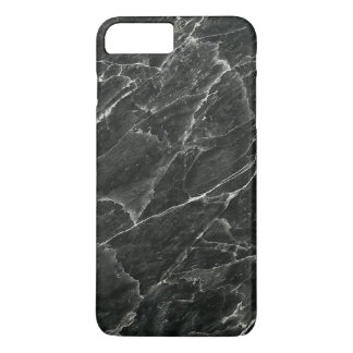 Funda Para iPhone 8 Plus/7 Plus Mármol negro