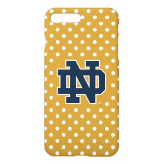 Funda Para iPhone 8 Plus/7 Plus Mini lunares de Notre Dame el |