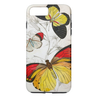 Funda Para iPhone 8 Plus/7 Plus Moda de la mariposa