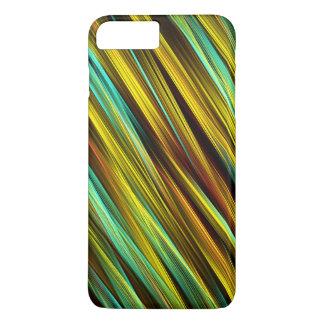 Funda Para iPhone 8 Plus/7 Plus Modelo colorido de las rayas