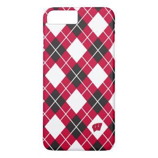 Funda Para iPhone 8 Plus/7 Plus Modelo de Wisconsin el   Argyle