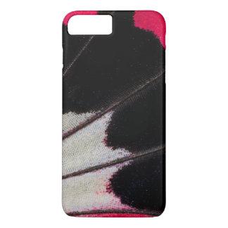 Funda Para iPhone 8 Plus/7 Plus Modelo del ala del detalle de la mariposa tropical