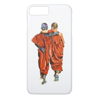 Funda Para iPhone 8 Plus/7 Plus Monjes budistas