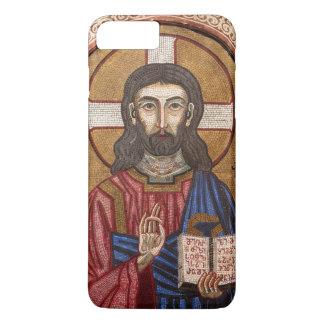 Funda Para iPhone 8 Plus/7 Plus Mosaico antiguo de Jesús