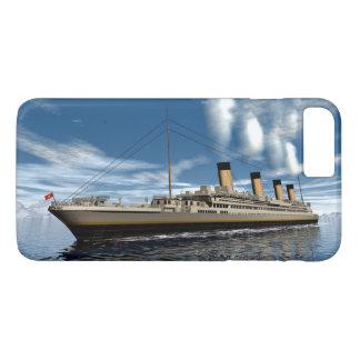Funda Para iPhone 8 Plus/7 Plus Nave titánica - 3D render.j