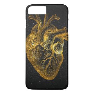 Funda Para iPhone 8 Plus/7 Plus Nebulosa del corazón