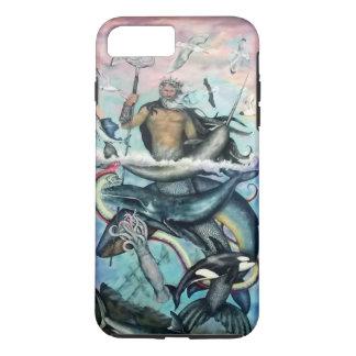 Funda Para iPhone 8 Plus/7 Plus Neptuno