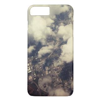 Funda Para iPhone 8 Plus/7 Plus Nueva caja nublada del teléfono de York