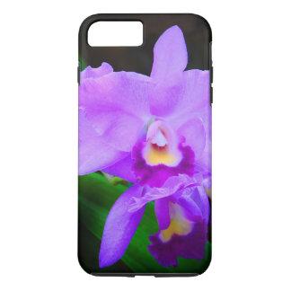 Funda Para iPhone 8 Plus/7 Plus orquídea de Cattleya del caso del iPhone