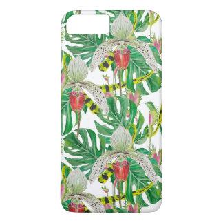 Funda Para iPhone 8 Plus/7 Plus Orquídeas y floral