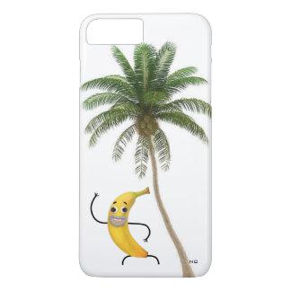 Funda Para iPhone 8 Plus/7 Plus Palmera del plátano