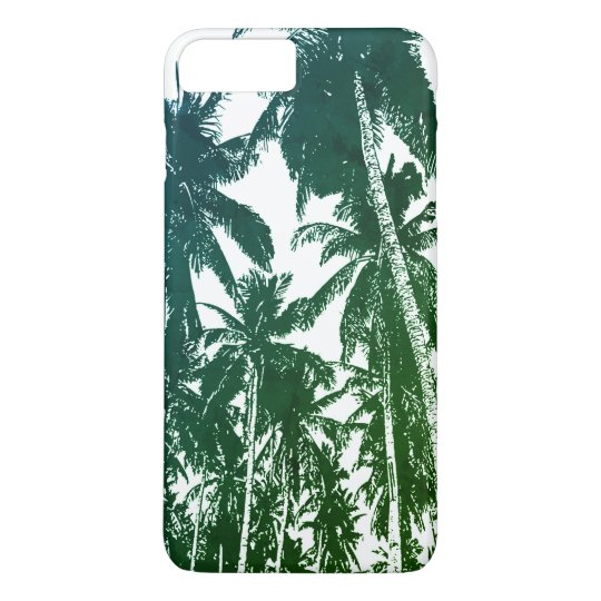 carcasa iphone 8 plus palmeras