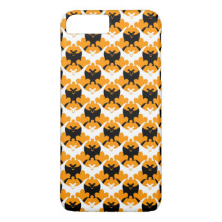 Funda Para iPhone 8 Plus/7 Plus Palo de Halloween