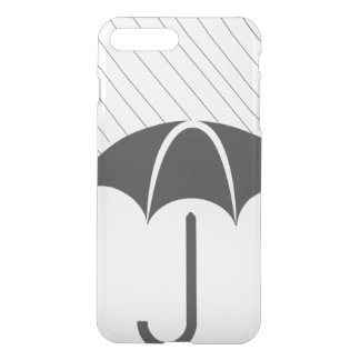 Funda Para iPhone 8 Plus/7 Plus Paraguas y lluvia