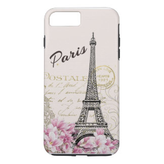 Funda Para iPhone 8 Plus/7 Plus París - torre Eiffel