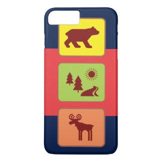 Funda Para iPhone 8 Plus/7 Plus Parques nacionales