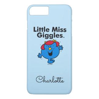 Funda Para iPhone 8 Plus/7 Plus Pequeña pequeña Srta. Giggles Likes To Laugh de la