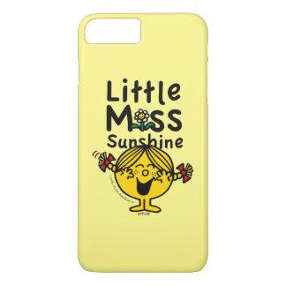 Funda Para iPhone 8 Plus/7 Plus Pequeña pequeña Srta. Sunshine Laughs de la Srta.