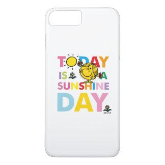 Funda Para iPhone 8 Plus/7 Plus Pequeña Srta. Sunshine el   es hoy un día de la