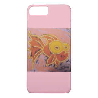 Funda Para iPhone 8 Plus/7 Plus Pescados de neón