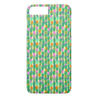 Funda Para iPhone 8 Plus/7 Plus Piña hawaiana colorida