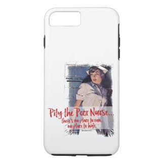 Funda Para iPhone 8 Plus/7 Plus Pity a la enfermera pobre
