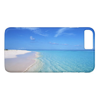 Funda Para iPhone 8 Plus/7 Plus Playa cristalina