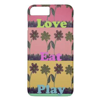 Funda Para iPhone 8 Plus/7 Plus Precioso coma los colores fantásticos hermosos de