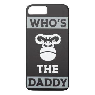 Funda Para iPhone 8 Plus/7 Plus Quién es la caja del teléfono del papá