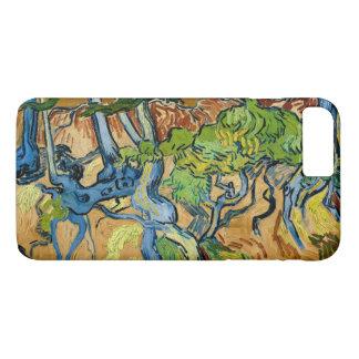 Funda Para iPhone 8 Plus/7 Plus Raíces del árbol de Vincent van Gogh (julio de