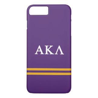 Funda Para iPhone 8 Plus/7 Plus Raya alfa del deporte de la lambda el | de Kappa