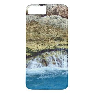 Funda Para iPhone 8 Plus/7 Plus Rocas lavadas mar