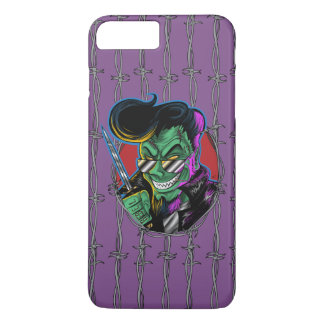 Funda Para iPhone 8 Plus/7 Plus RockitJohnny_UndeadGhoulie2prpl