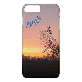 Funda Para iPhone 8 Plus/7 Plus Salida del sol hermosa de la SONRISA… para