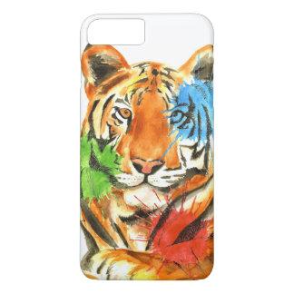 Funda Para iPhone 8 Plus/7 Plus Salpicadura del tigre