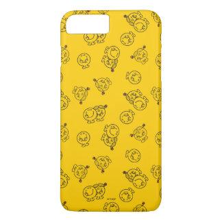 Funda Para iPhone 8 Plus/7 Plus Sr. Happy y pequeño modelo amarillo de Srta.