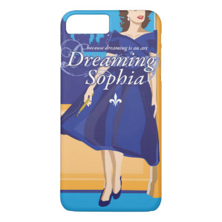 Funda Para iPhone 8 Plus/7 Plus Sueño del caso del iphone de Sophia