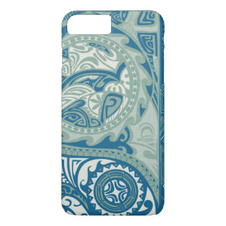 Funda Para iPhone 8 Plus/7 Plus Tatou V - Laguna de Bora Bora