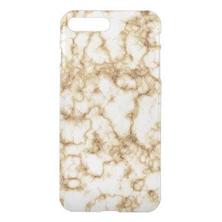 Funda Para iPhone 8 Plus/7 Plus Textura de mármol elegante