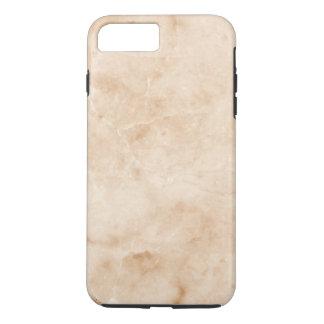 Funda Para iPhone 8 Plus/7 Plus Textura de mármol simple personalizada