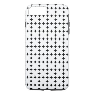 FUNDA PARA iPhone 8 PLUS/7 PLUS TEXTURA GEOMÉTRICA SIMPLE DEL MODELO DE LAS FORMAS