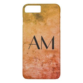 Funda Para iPhone 8 Plus/7 Plus Textura sucia con el monograma