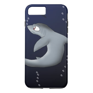 Funda Para iPhone 8 Plus/7 Plus Tiburón de trilladora