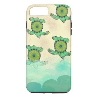 Funda Para iPhone 8 Plus/7 Plus Tortugas del bebé