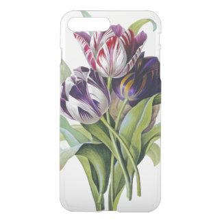 Funda Para iPhone 8 Plus/7 Plus Trío de los tulipanes